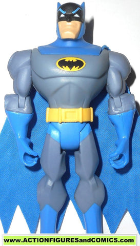 batman the brave and the bold BATMAN series 1 2010 animated series blue fig