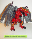 transformers beast machines MEGATRON RED DRAGON 1999 hasbro toys action figures