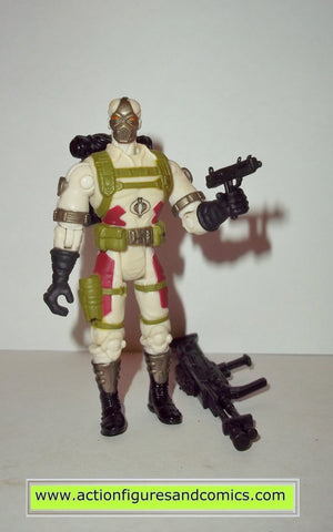 gi joe COBRA CLAWS DESERT 2002 v1 complete gi joe vs cobra action figures hasbro c.l.a.w.s.