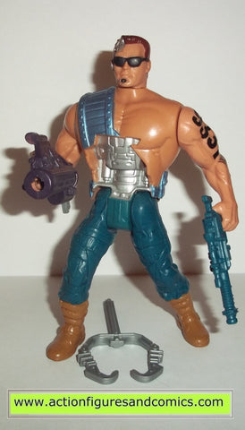 Terminator kenner HIDDEN POWER movie 2 future war action figures toys