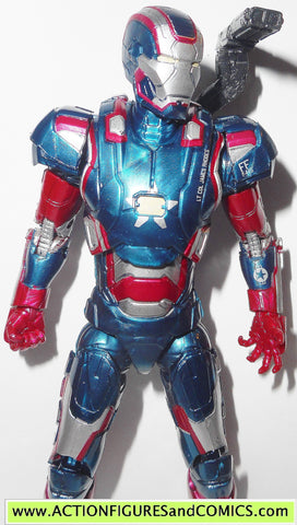 marvel legends WAR MACHINE James Rhodes IRON PATRIOT movie man action figures