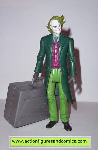 batman the dark knight JOKER DESTRUCTO CASE movie mattel