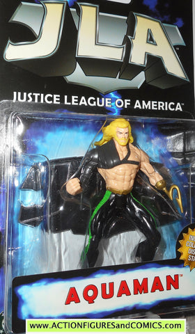 Total Justice JLA AQUAMAN 1998 1999 justice league of america dc universe moc