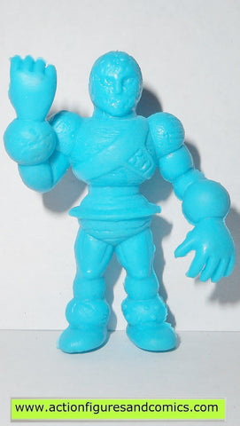 muscle m.u.s.c.l.e men Kinnikuman WAKUSEI BARUKAN 009 light blue mattel toys action figures