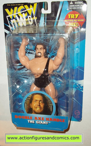 andre the giant wrestler action figure toys