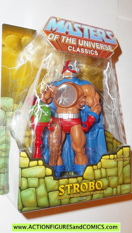 MASTERS OF THE UNIVERSE CLASSICS STROBO MOC! NEW!!!