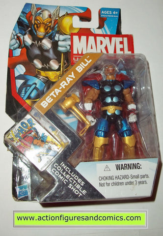 marvel universe BETA RAY BILL thor hasbro toys action figures series 4 2012 moc mip mib