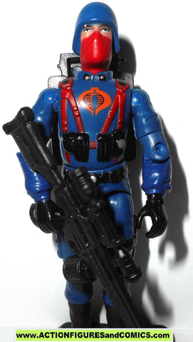 gi joe COBRA TROOPER INFANTRY SQUAD LEADER 2004 v1 g i gijoe
