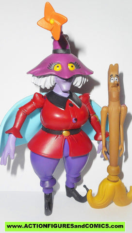 masters of the universe MADAME RAZZ BROOM she ra classics he-man action figures