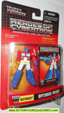 Transformers pvc OPTIMUS PRIME axe heroes of cybertron hoc hasbro toys action figures moc mip mib