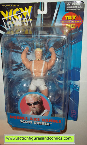 scott steiner wcw nwo action figures toys