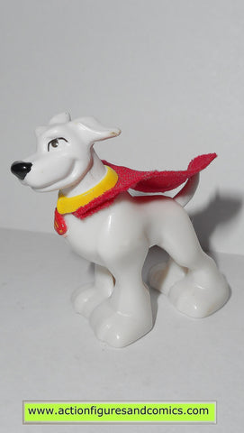DC imaginext KRYPTO Superman's dog fisher price justice league super friends