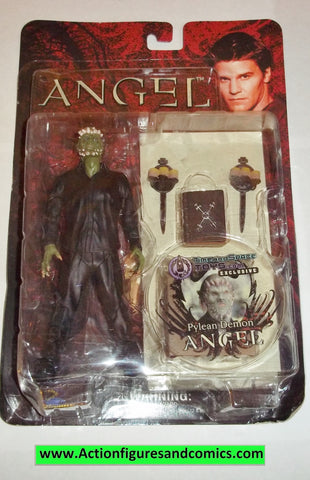 Buffy the vampire slayer Angel PYLEAN DEMON ANGEL moc mip mib 2006