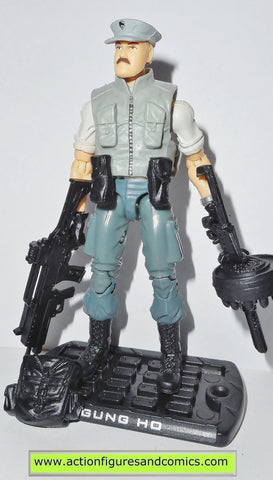 gi joe GUNG HO 2009 v20 walmart rise of cobra movie action figures