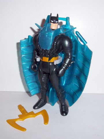 batman animated series SEA CLAW BATMAN 100% complete mission masters kenner