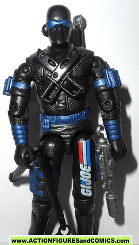 gi joe SNAKE EYES 2000 v9 ARAH A real american hero gijoe g i