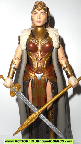 dc universe classics HIPPOLYTA WONDER WOMAN queen amazons MULTIVERSE 2016 movie