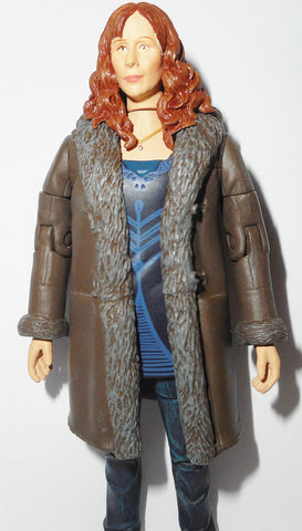 doctor who action figures DONNA NOBLE series 4 complete underground toys