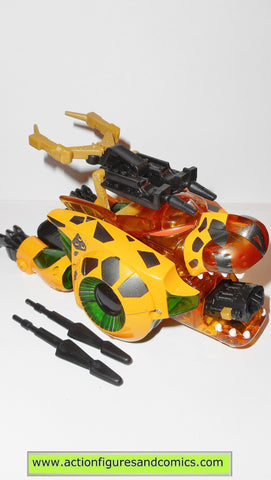 transformers beast machines CHE cheetor cheetah 2000 action figures