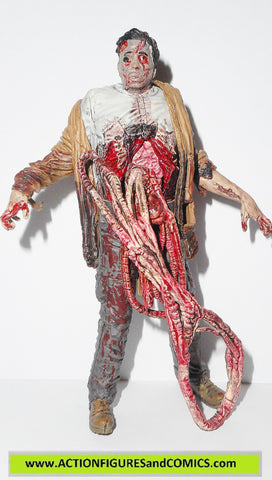 The Walking Dead BUNGEE JUMPER zombie mcfarlane toys action figures