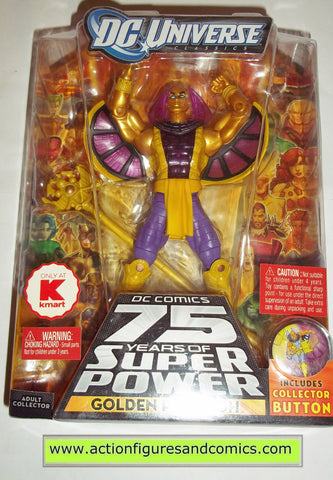 mattel DC UNIVERSE classics GOLDEN PHARAOH new moc wave 15 validus series super powers