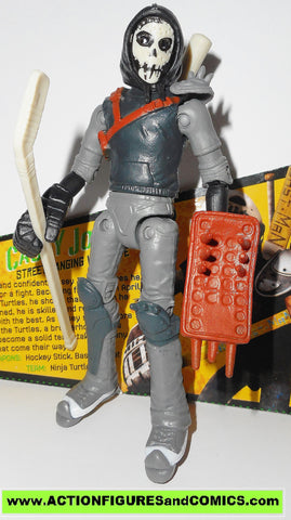 teenage mutant ninja turtles CASEY JONES 2013 Nickelodeon playmates toys tmnt card