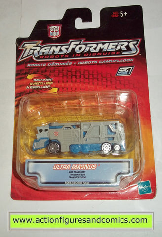 transformers RID ULTRA MAGNUS robots in disguise hasbro toys action figures 2000 2001