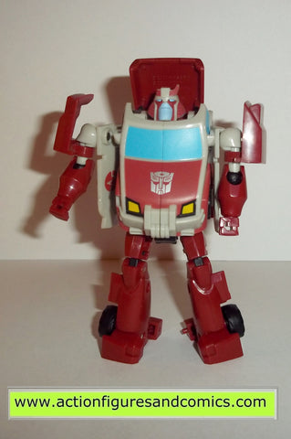 transformers RATCHET animated activators complete ambulance