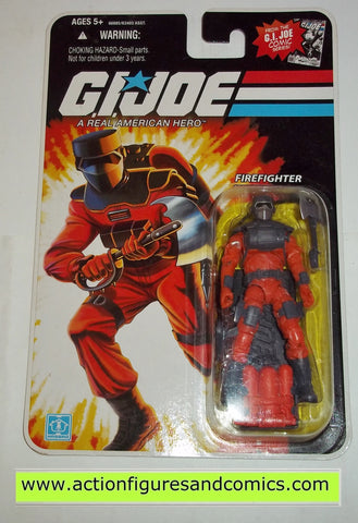 gi joe BARBECUE 2008 v4 25th anniversary moc mip mib
