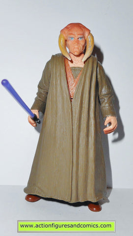 star wars action figures SAESEE TIIN power of the jedi
