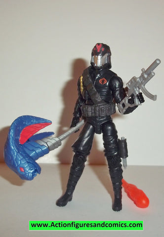 gi joe COBRA COMMANDER 2012 v49a retaliation movie series complete action figures