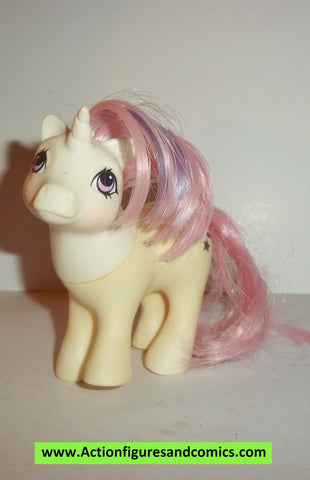 my little pony BABY MOONRAKER 1984 mlp vintage unicorn 1985 ponies #fig