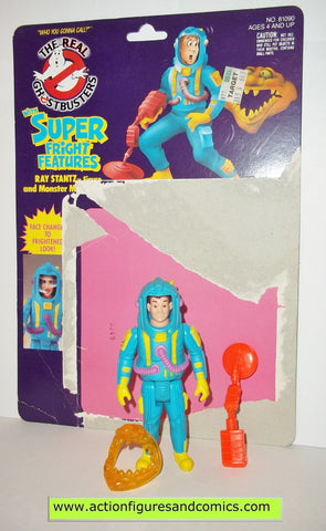 ghostbusters RAY STANTZ super fright features 1986 the real kenner complete full card
