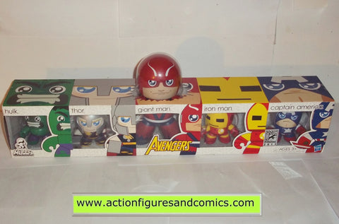 mighty muggs GIANT MAN SDCC comic con avengers marvel universe mini