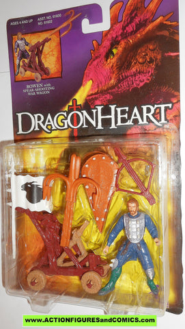 Dragonheart BOWEN war wagon kenner 1995 movie action figures moc