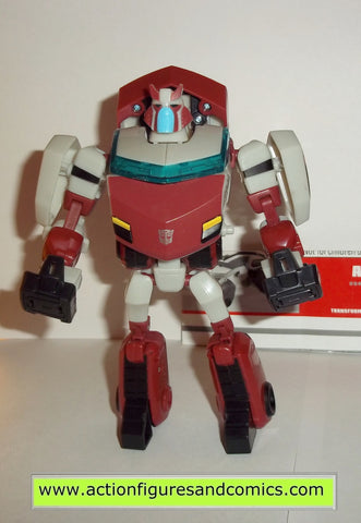 transformers RATCHET animated cybertron mode complete instructions