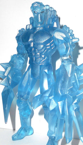 X-men X-force toy biz ICEMAN fire ice marvel super heroes action figure