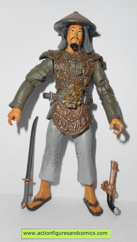 Pirates of the Caribbean TAI HUANG 3.75 inch 2007 zizzle toys action figures
