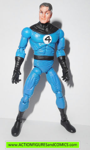 marvel universe MR FANTASTIC four legends showdown toy biz action figures