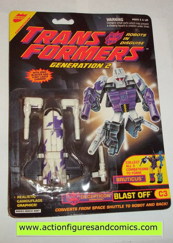 Transformers generation 2 BLAST OFF combaticons G2 1993 moc mip mib