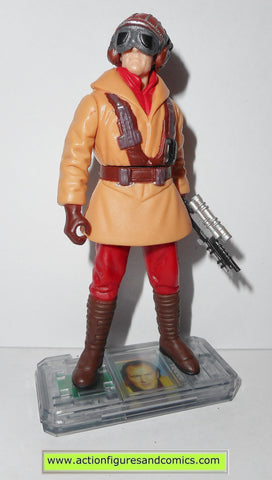 star wars action figures RIC OLIE 1999 episode I 1 complete hasbro toys