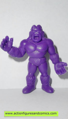 Muscle m.u.s.c.l.e men Kinnikuman GERONIMO A 123 purple mattel toys action figure