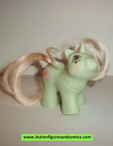 my little pony BABY JABBER 1987 mlp vintage newborn twin 1988 ponies