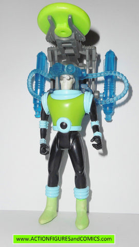 batman animated series MR FREEZE ROCKET BLAST complete the 2002 hasbro