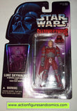 star wars action figures LUKE SKYWALKER shadows of the empire hasbro toys moc mip mib