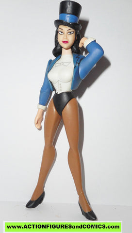justice league unlimited ZATANNA zatana dc universe action figures jlu