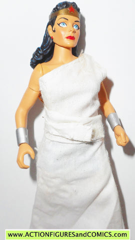 dc direct WONDER WOMAN silver age TOGA universe collectibles action figures