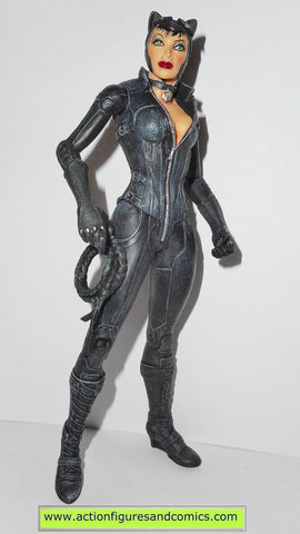 DC direct CATWOMAN batman arkham city action figures universe