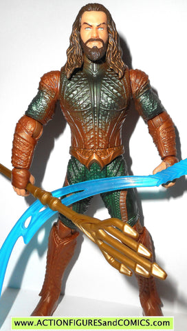 dc universe movie Justice League AQUAMAN series 1 2017 action figure