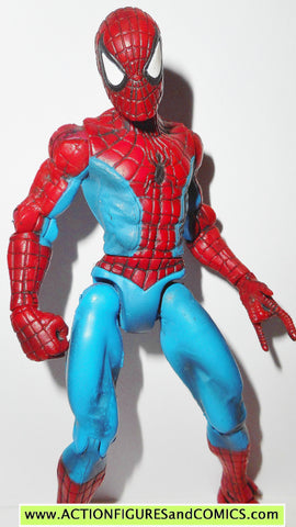 marvel legends SPIDER-MAN catapulting 2006 classics action figures fig